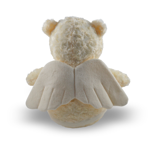 Personalized Angel Bear