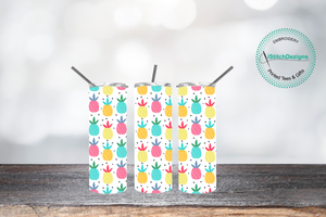 Tropical Skinny 20oz Tumblers