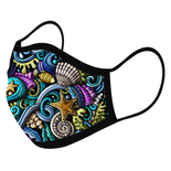 Sea-life Custom Face Masks,  - iStitchDezigns