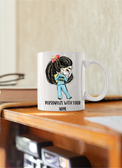 Super Hero Nurse -  Essential Worker Mug Gifts