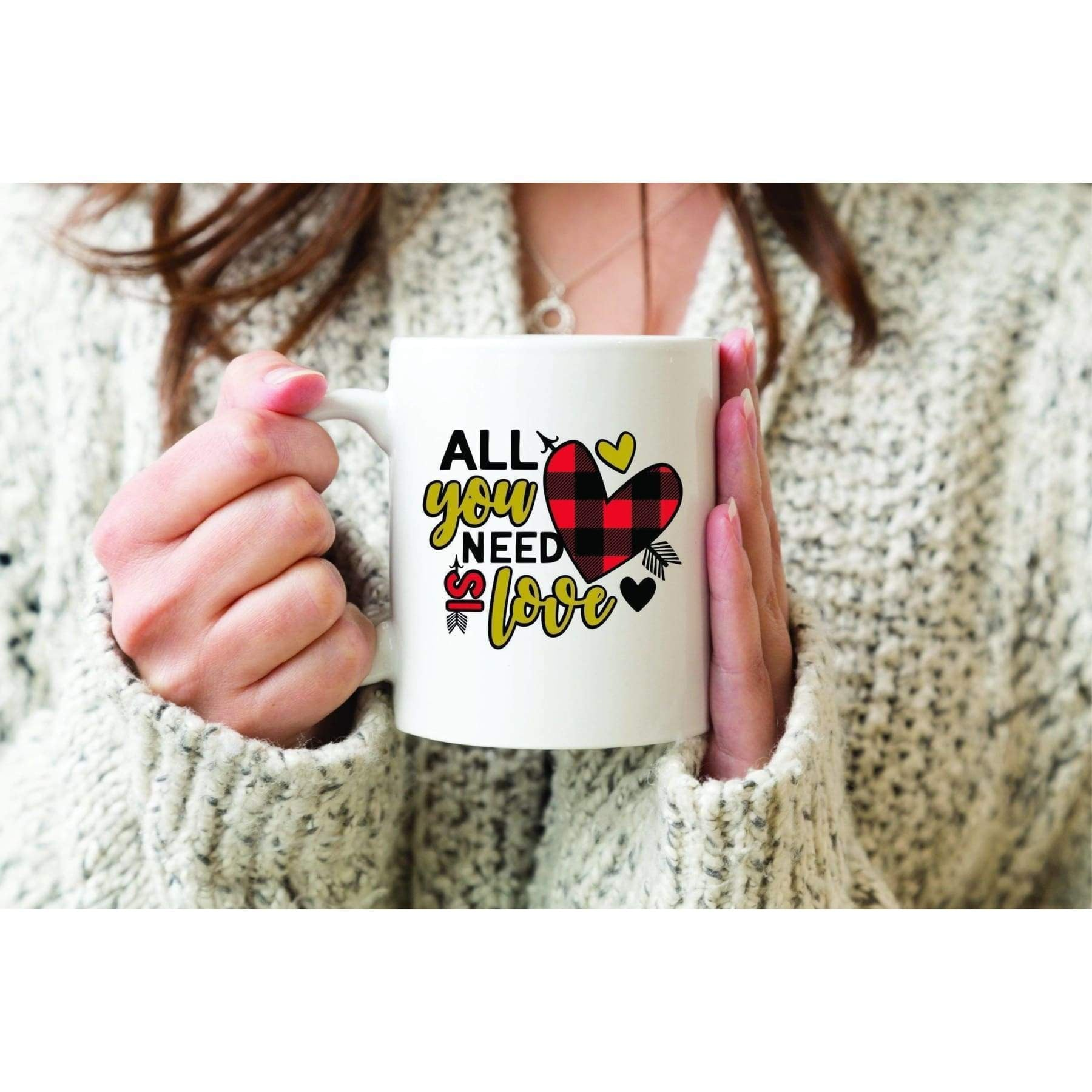 Love - That's all you need - is Love Cup.