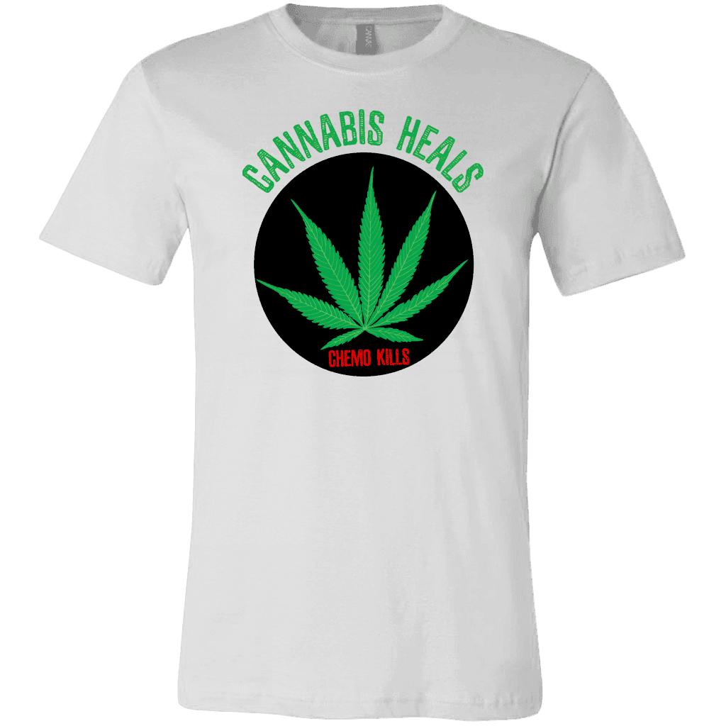 Cannabis Heals Chemo Kills T-Shirts