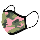 Camo Custom Face Masks,  - iStitchDezigns