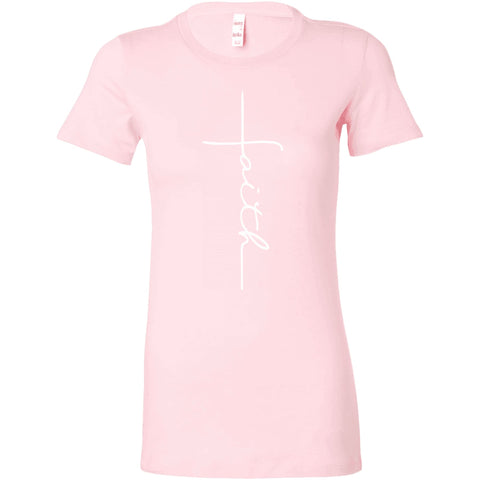 Faith Women's T-Shirt.-T-shirt-iStitchDezigns (3625975447646)