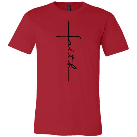 Faith Cross Tee (3625719693406)