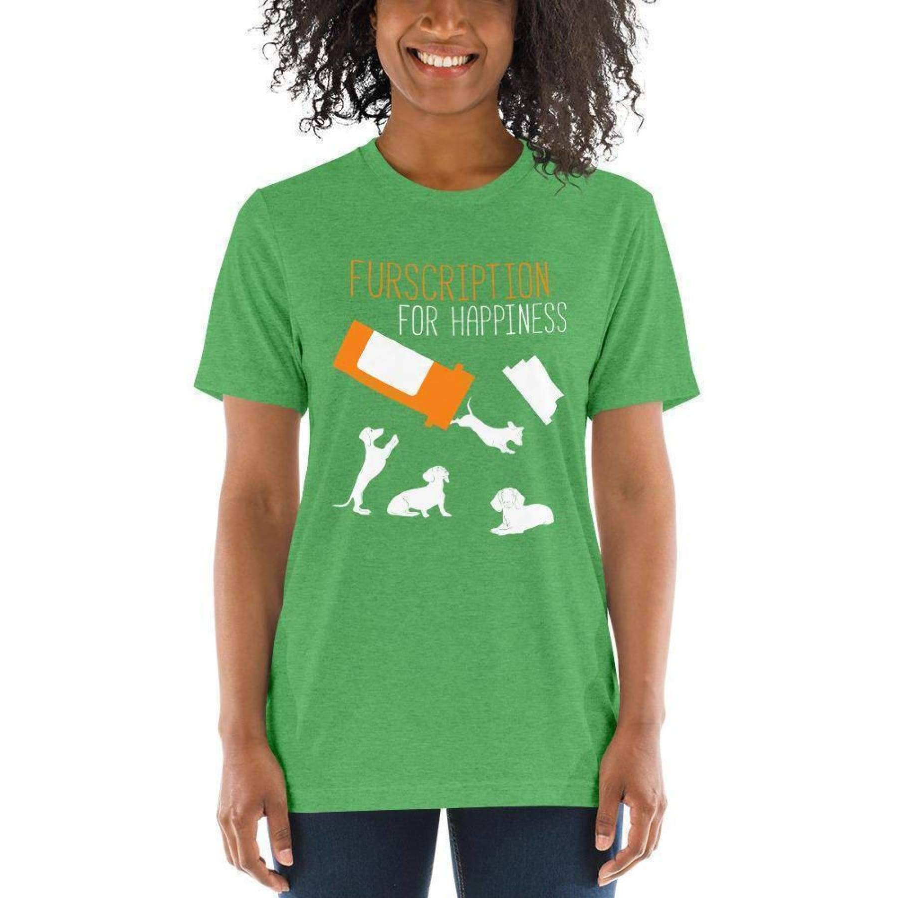 Furscription For Happiness - Furbaby Tees.