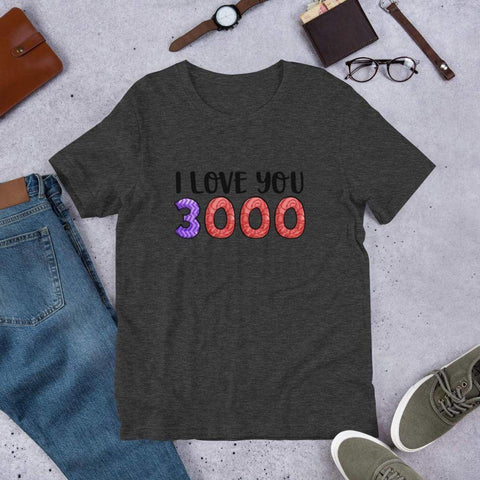 Image of I Love You 3000 Tee.