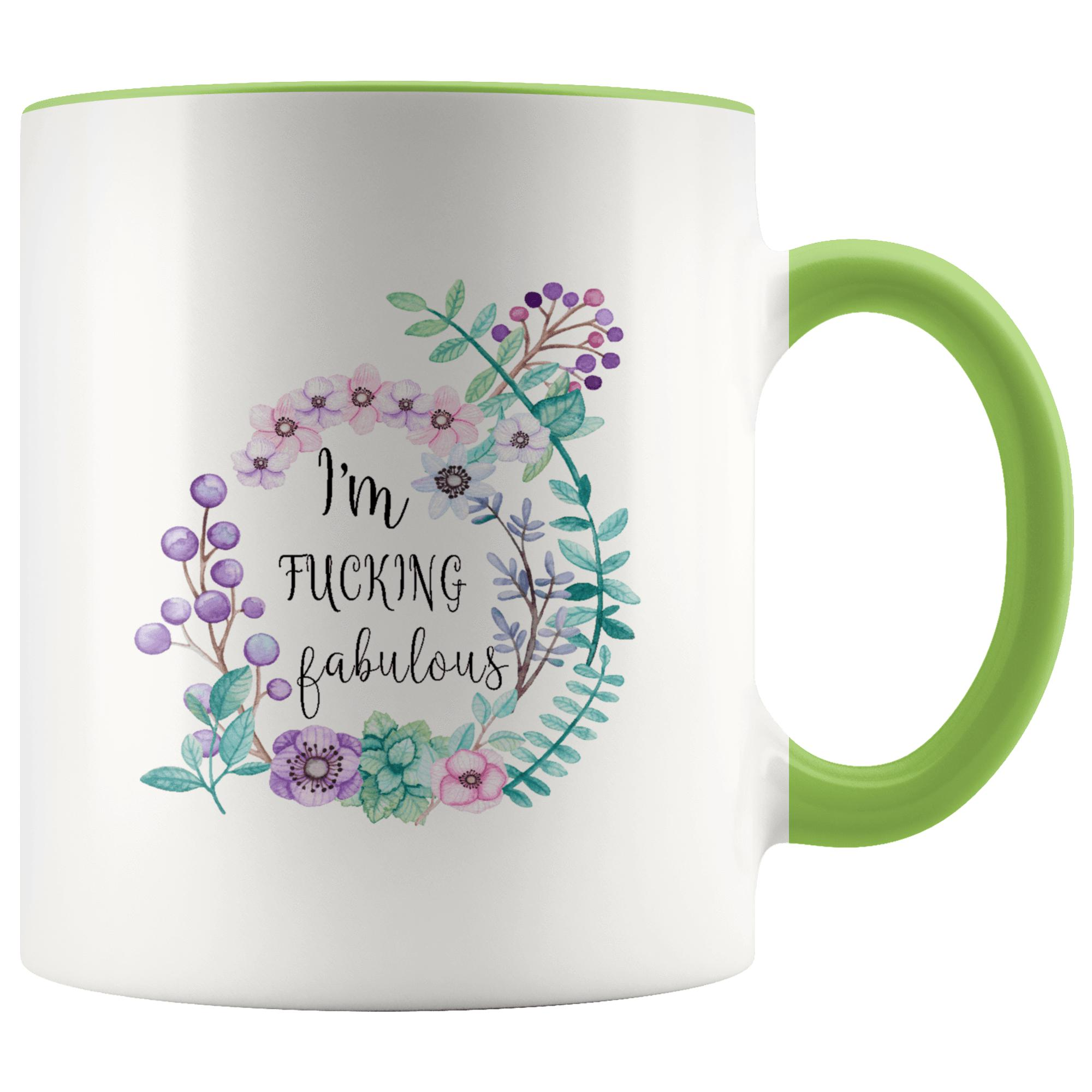 Rude Mugs - I'm Fucking Fabulous Mug..