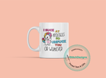 Rude Mugs - I Suck At Apologies So Unfuck You or Whatever Coffee Mug.