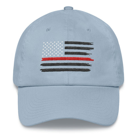Red Line Usa Hat