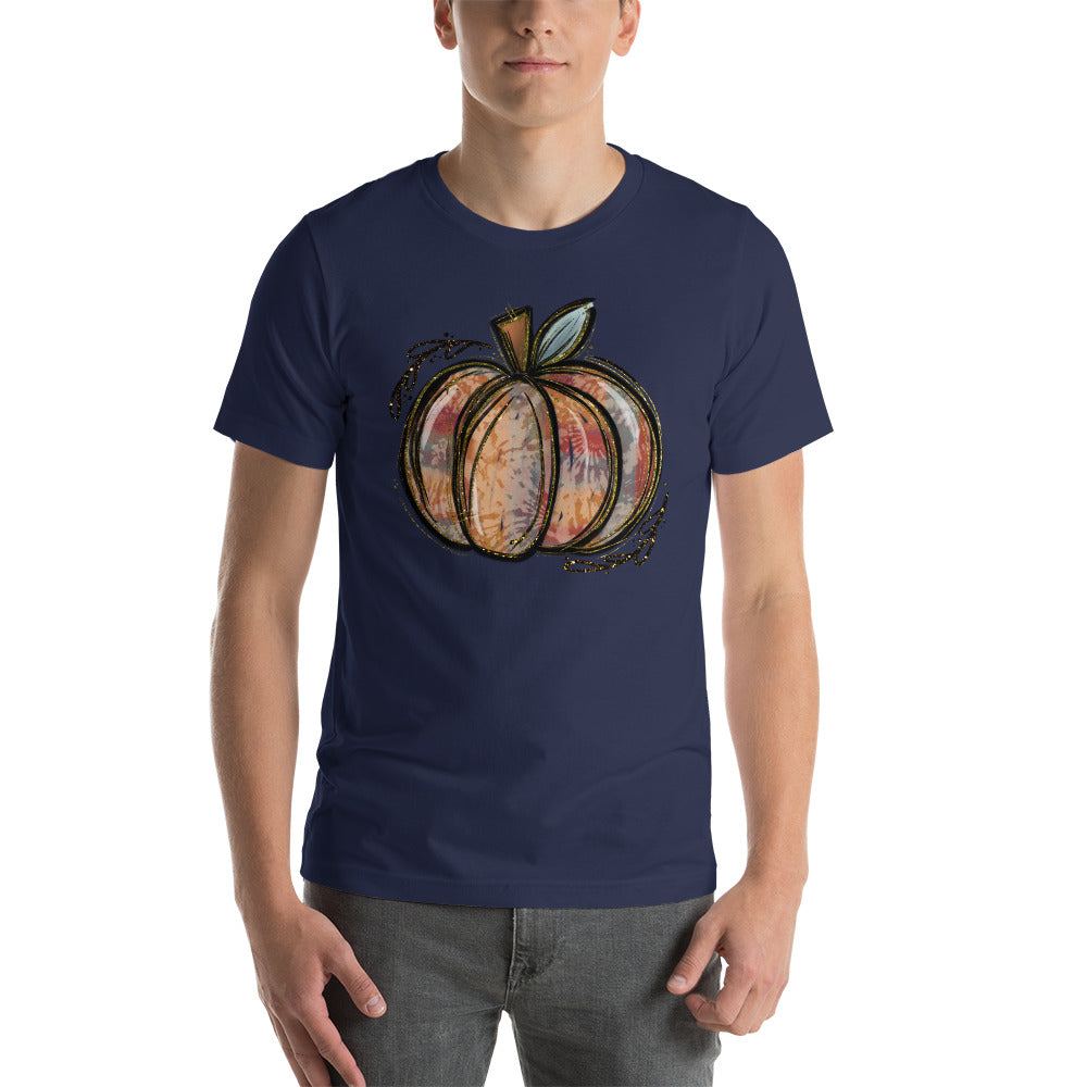 Fall Pumpkin Unisex Tees