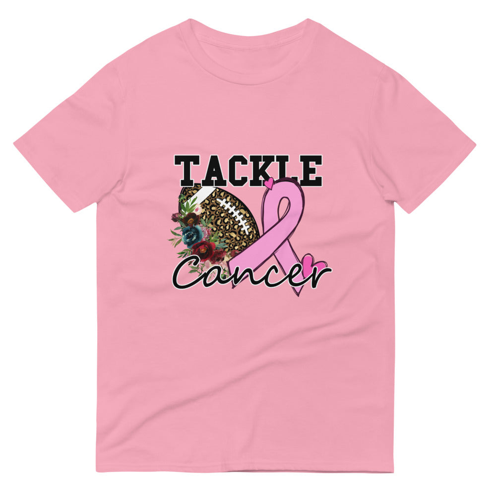 Tackle Cancer T-shirts