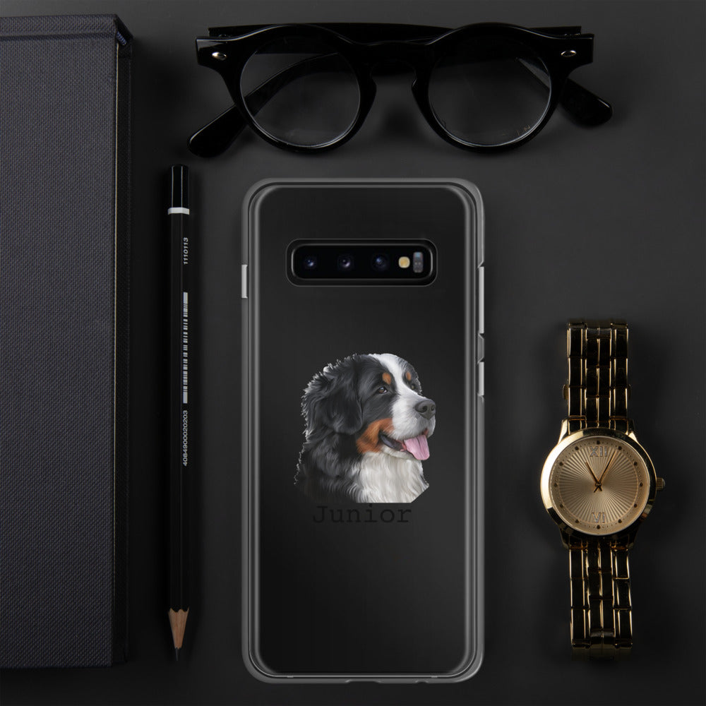 Personalized Upload Your Own Furbaby - Samsung Case