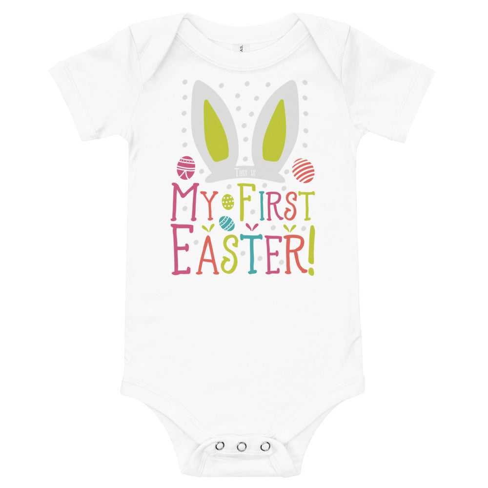My First Easter Body Suit.