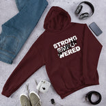 Strong Empowered Women - Positive Women Hoodies.