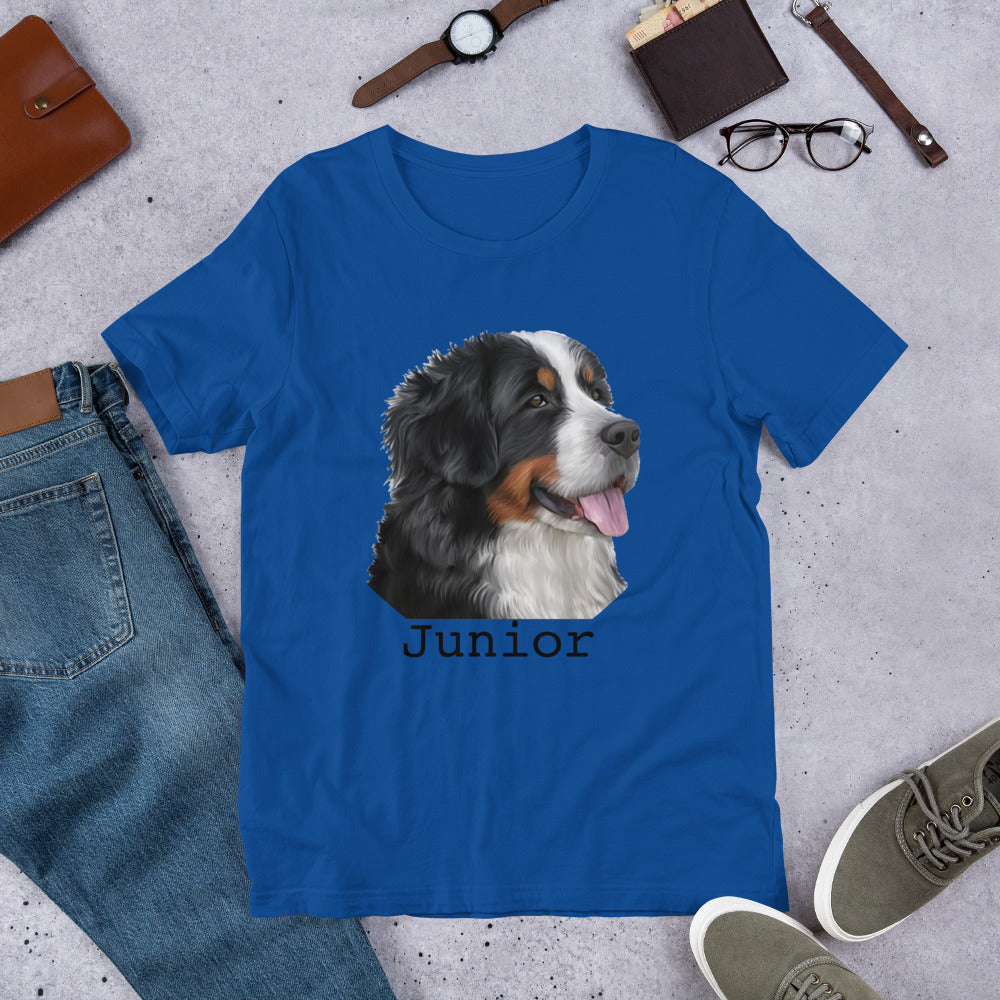 Personalized Tee With Your Furbaby Photo