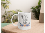 Rude Mugs - Oh For Fuck Sake Coffee Mugs..