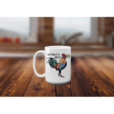 World's Best Cocksucker Coffee Mug - Cup (1695567085662)