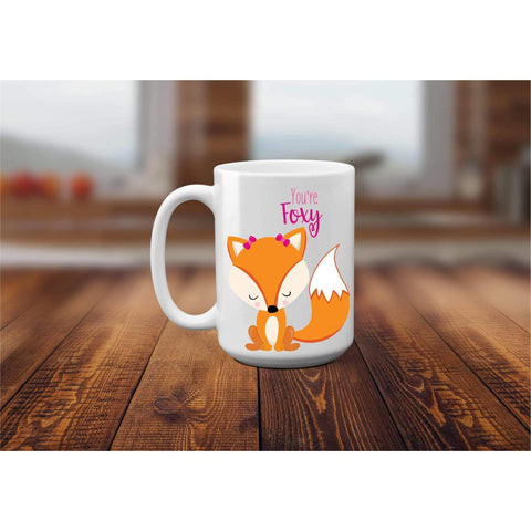 Image of Zero Fox Given Mug. (1695565643870)
