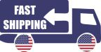 Image of FAST SHIPPING & RETURNS