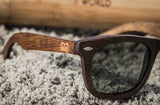 Explorer - Wooden Sunglasses
