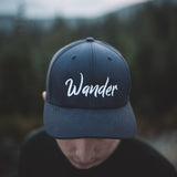 "Wander Cap - Photo by <a href=""https://www.instagram.com/matthewjmoisant/"" target=""_blank"">@matthewjmoisant</a>"