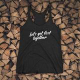 TANK TOP - Let's get lost together
