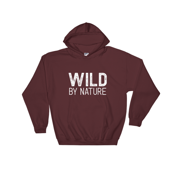 HOODIE - Wild by Nature