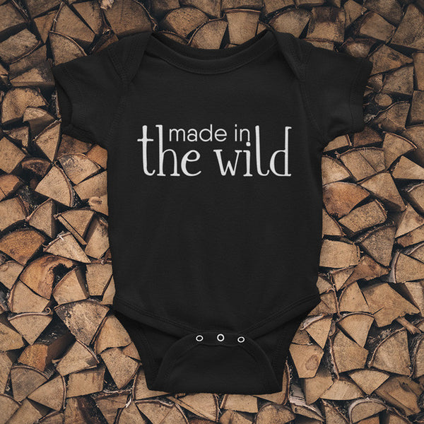 Bodysuit 0-24 months - Made in the Wild
