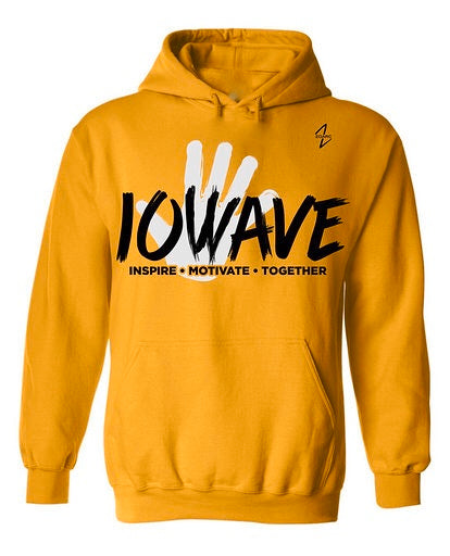 IOWAVE Hand Hoodie-Cotton (NEW 2019)