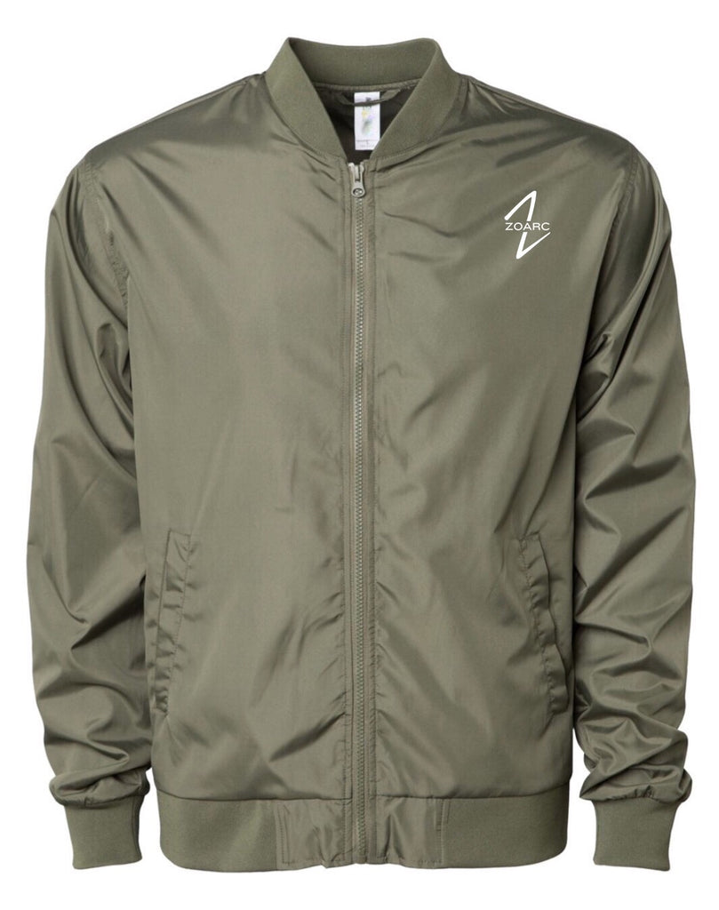 Bomber Jacket-Army