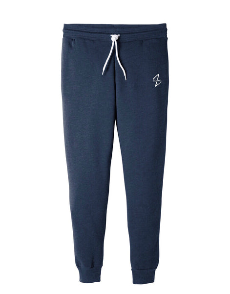 Jogger Sweatpants-Navy