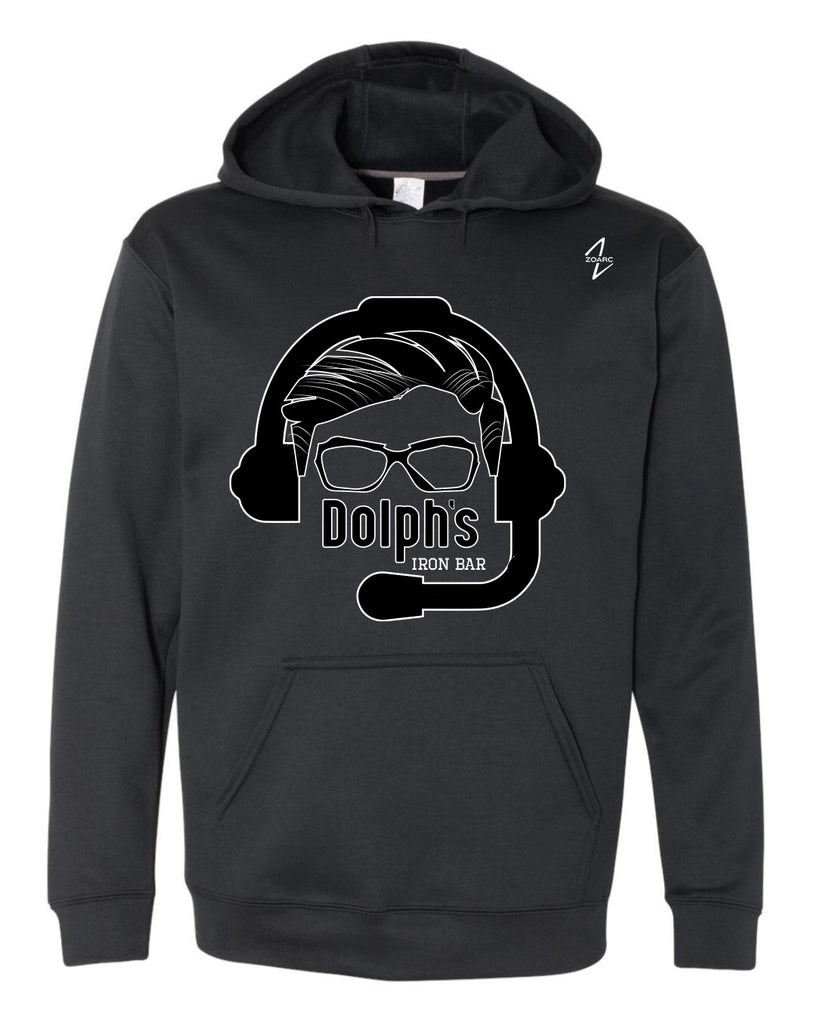 Gary Dolphin's Iron Bar Hoodie-3 Colors Available (Pre-Order)