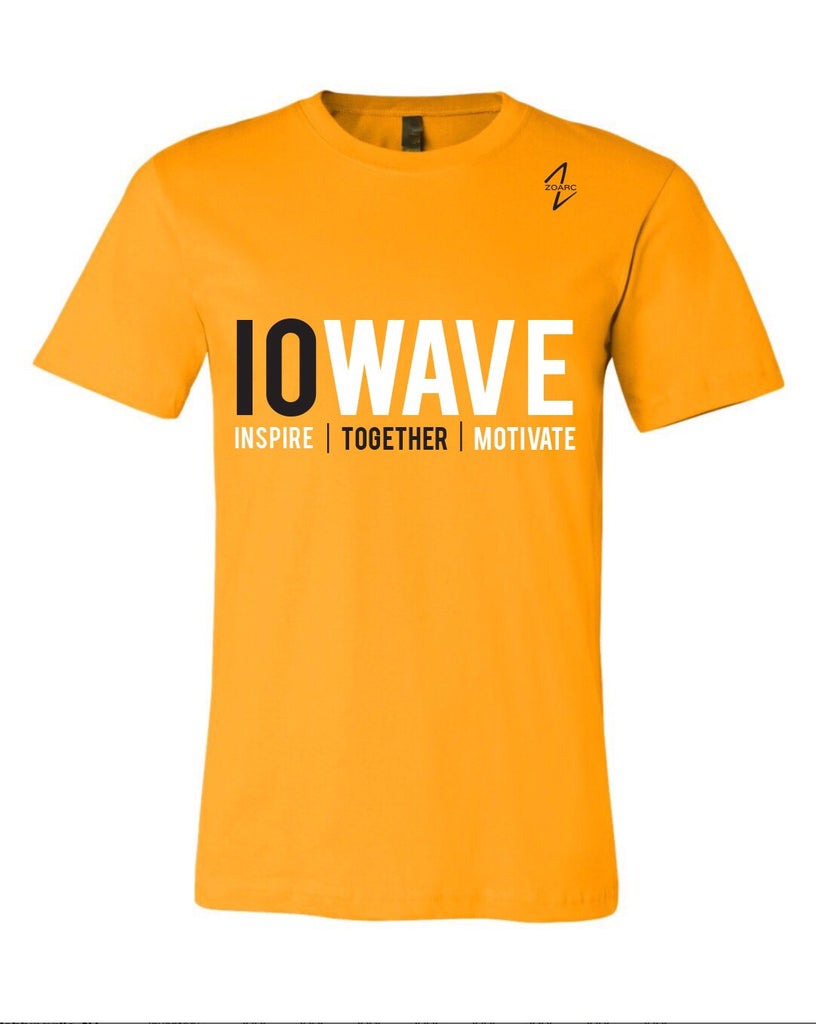 IOWAVE Tee-Gold (Cotton)