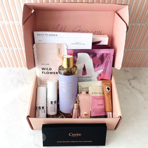 Unboxing the Luxe Spa Edition