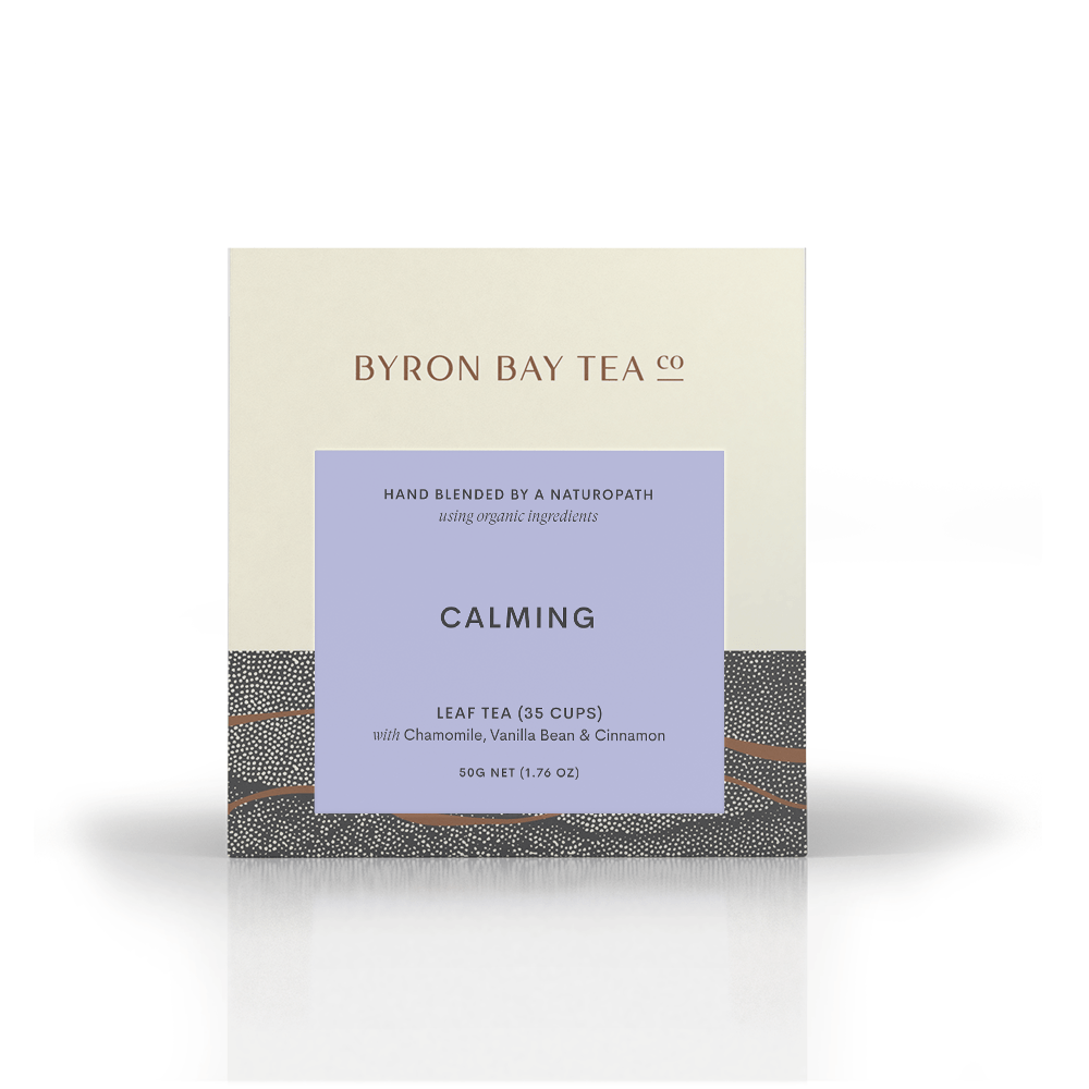 CALMING TEA LEAF BOX