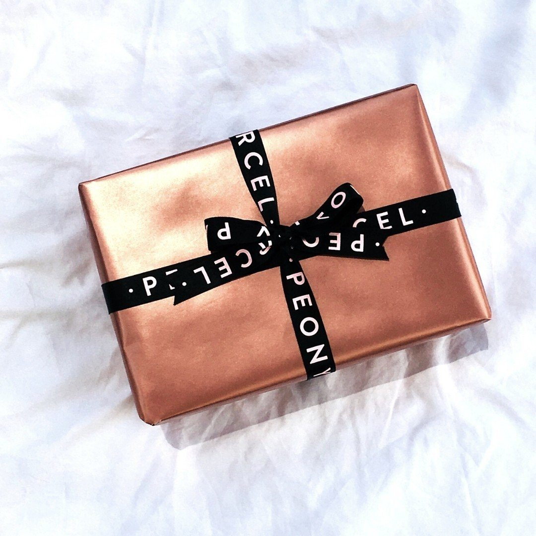 CHRISTMAS EDITION LUXURY MYSTERY GOLD PAMPER PARCEL - VALUED AT $200+