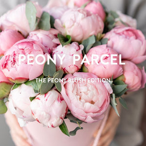 One Peony Parcel Only - The Peony Blush Edition