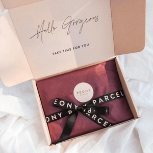A THANK YOU GIFT BOX