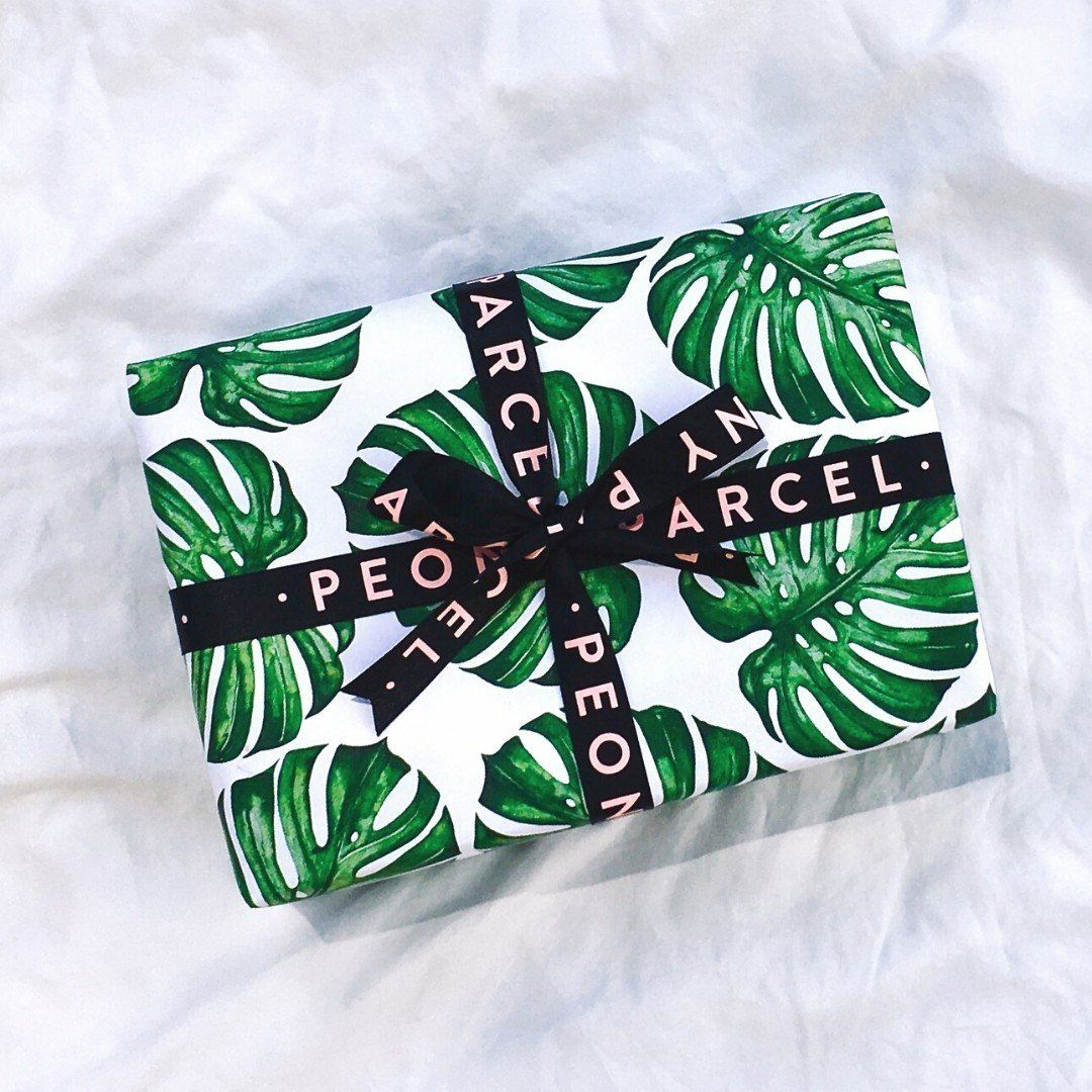 GRANDE MYSTERY PAMPER PARCEL - TROPICAL WRAPPED EDITION Valued at $120+