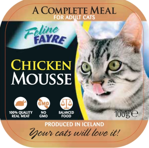 Chicken Mousse Complete Meal 16x100g