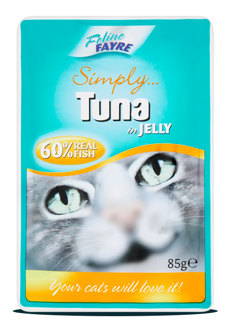 Tuna in Jelly 12 x 85g pouches