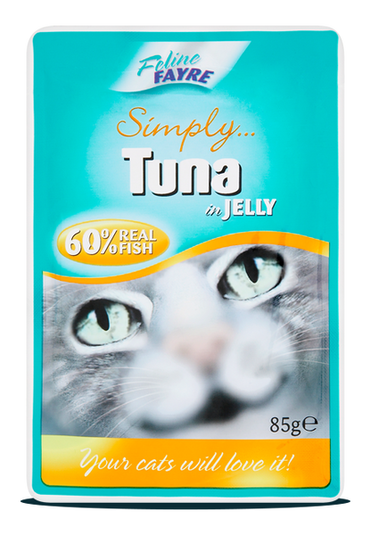 Tuna in Jelly 20 x 85g pouches
