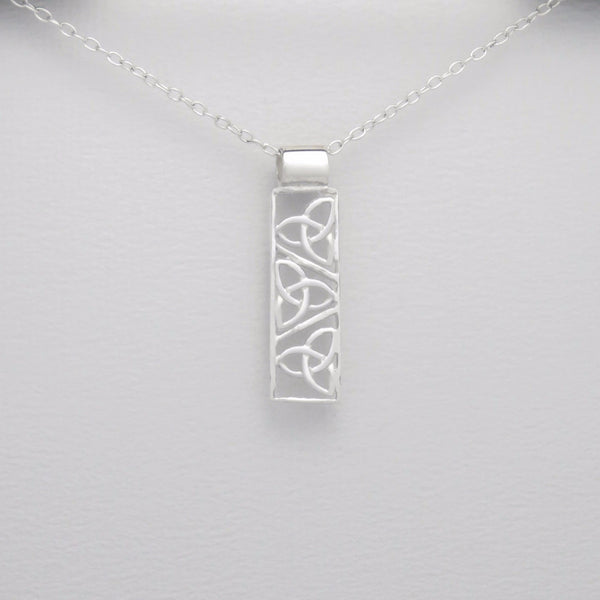 925 Sterling Silver Celtic pendant - FemFit Design