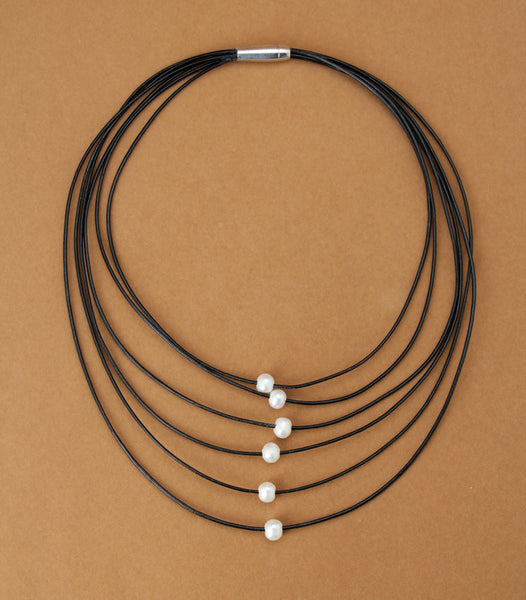 Finesse 6 Strand Necklace - FemFit Design