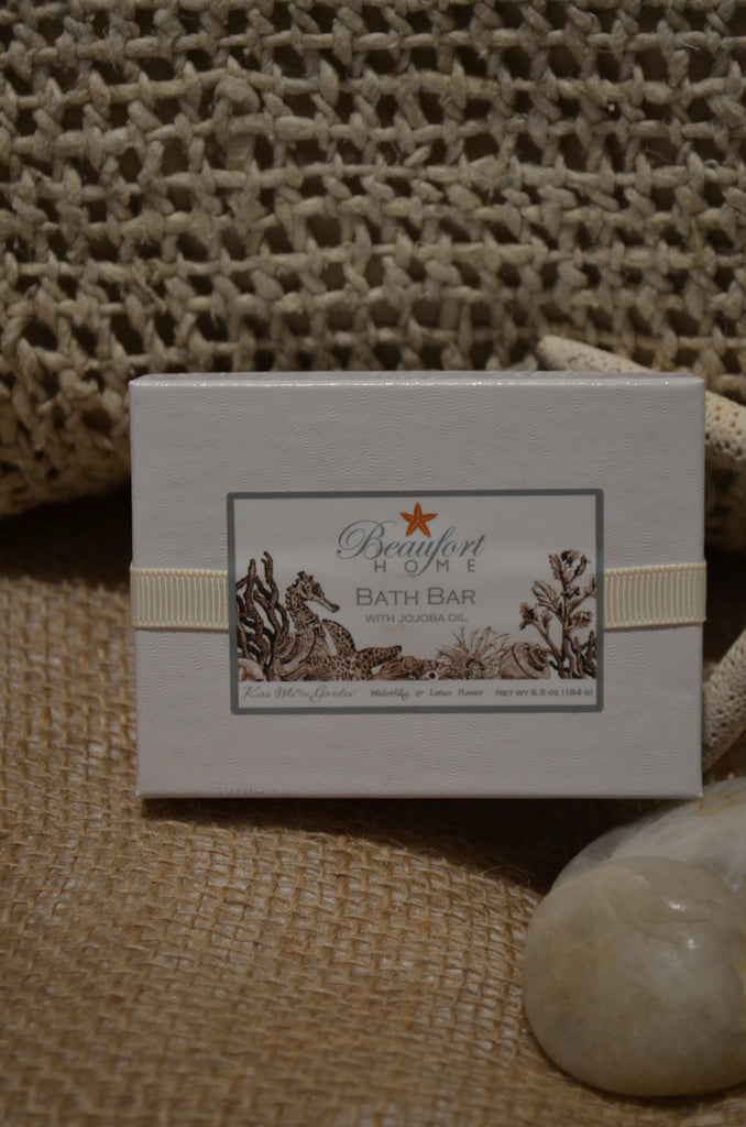 Sea Garden bath soap