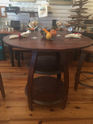 Bistro Table in pine