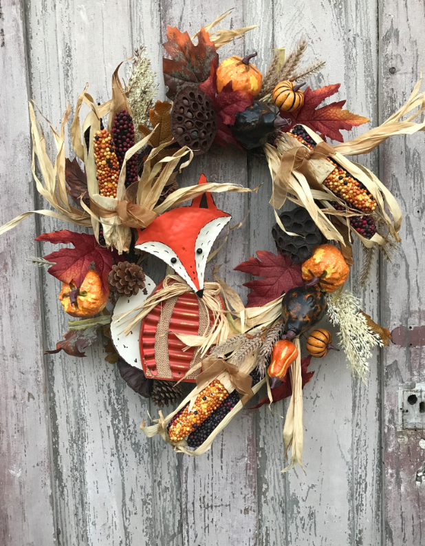 6_Fall Wreaths