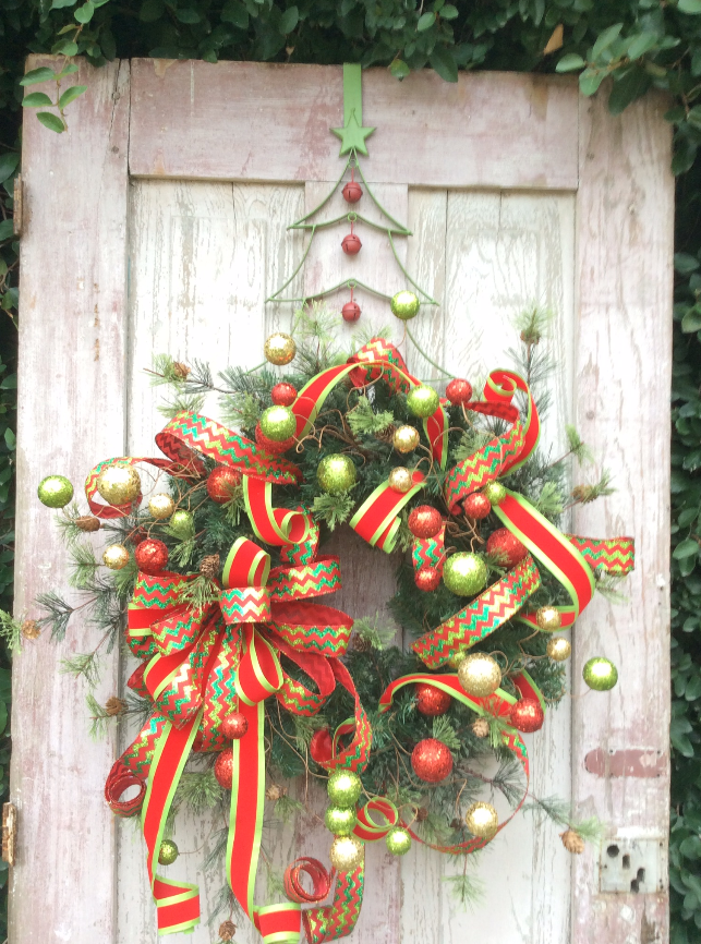 4-Christmas Wreaths
