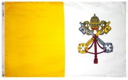 Papal Flag For Sale